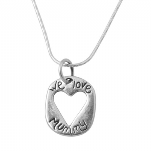 We Love Mummy Necklace